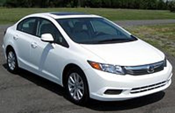 Generation 9 Honda Civic