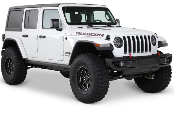 Jeep Wrangler JL Seat Extenders