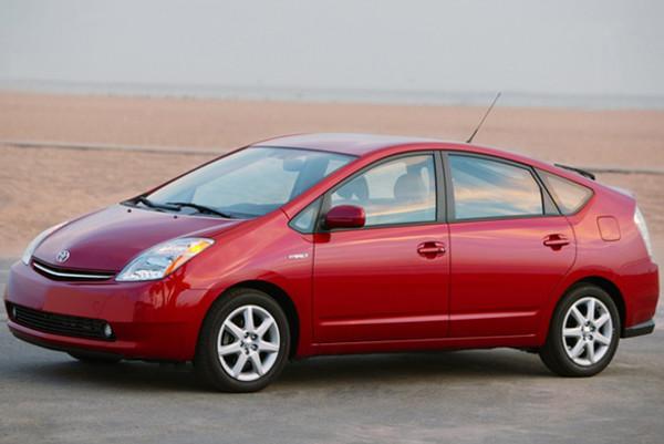 Toyota Prius (2004-2009) Seat Brackets