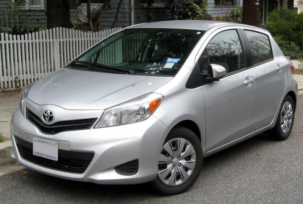 Toyota Yaris Seat Extenders Legroom