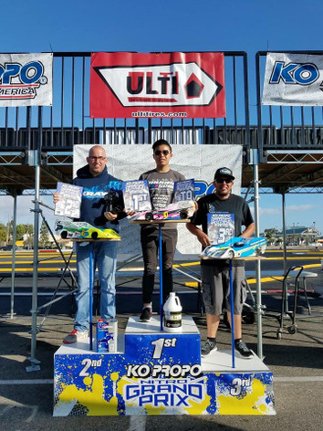 JJ Wang TQ's and Win's KO Grand Prix
