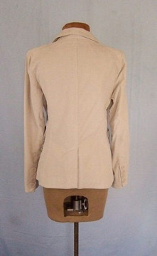 Marc Jacobs Beige Corduroy Jacket