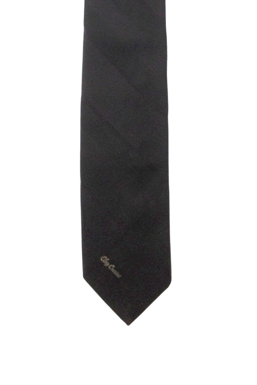 Oleg Cassini Brown Diagonal Tie