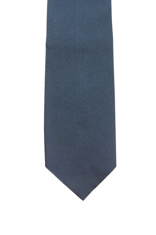 Brooks Brothers Textured Blue Tie