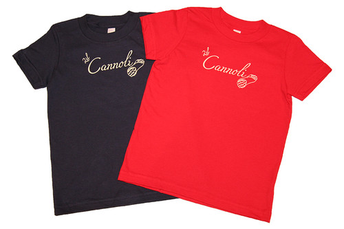 Lil Cannoli - Toddler Tee