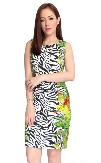 Aviary Sides Dress