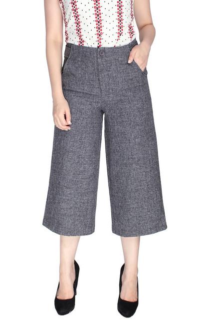 Tweed Culottes