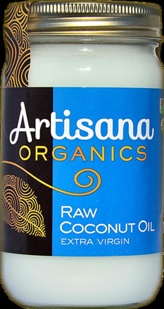 Artisana Raw Organic Coconut Oil