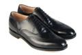 TURNER II - Black Calf - D