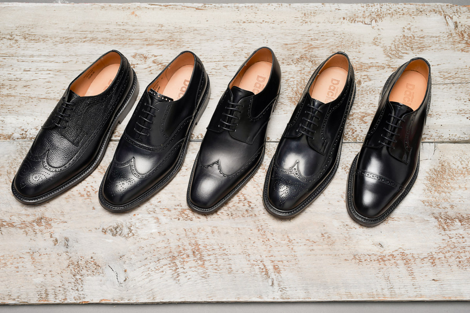 Dack's Shoes - Every Lawyer Ought to Own a Pair (or More)