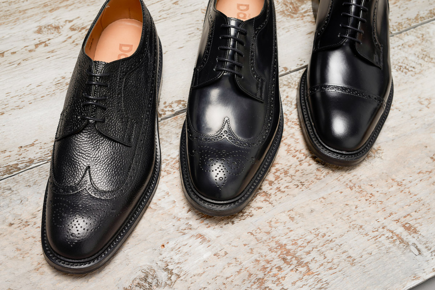 ​SHOP AND COMPARE : DACK'S SHOES ARE THE BETTER VALUE