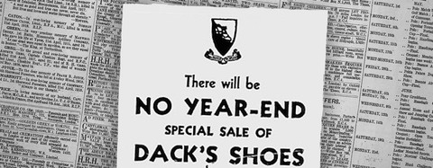 Sign of the Times...1935 Ad in the Montreal Gazette