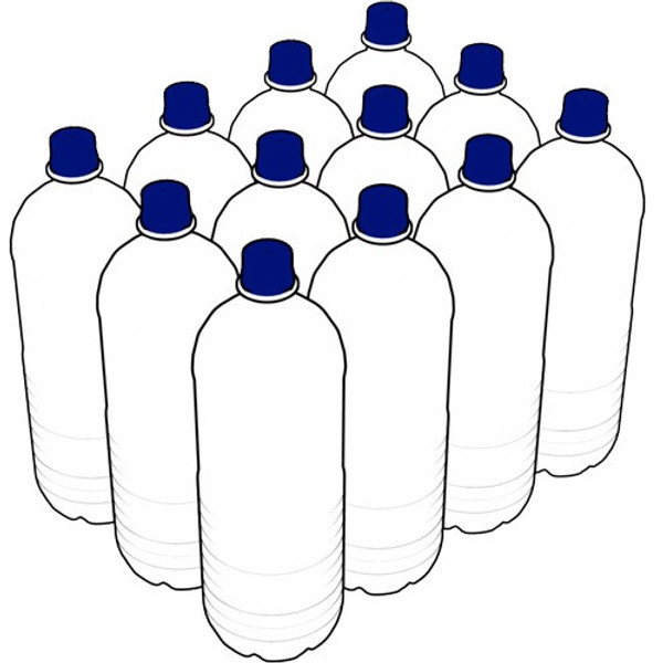 Unique Water 1.5L bottles (carton of 12)