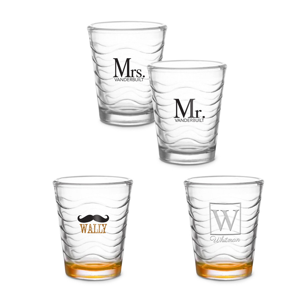 Custom Shot Glass (Set of 4)
