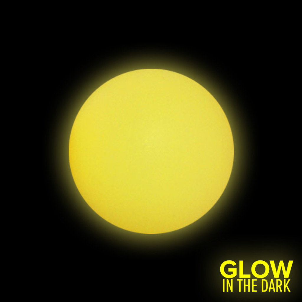 Glow in the Dark - Yellow (1-Star)