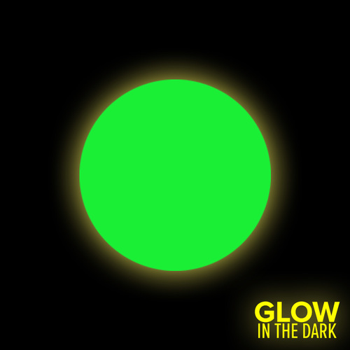 Glow in the Dark - Green (1-Star)