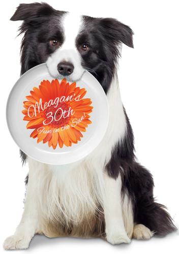 Fun Sun Personalized Frisbee