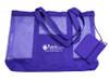Logo Mesh Beach Bag