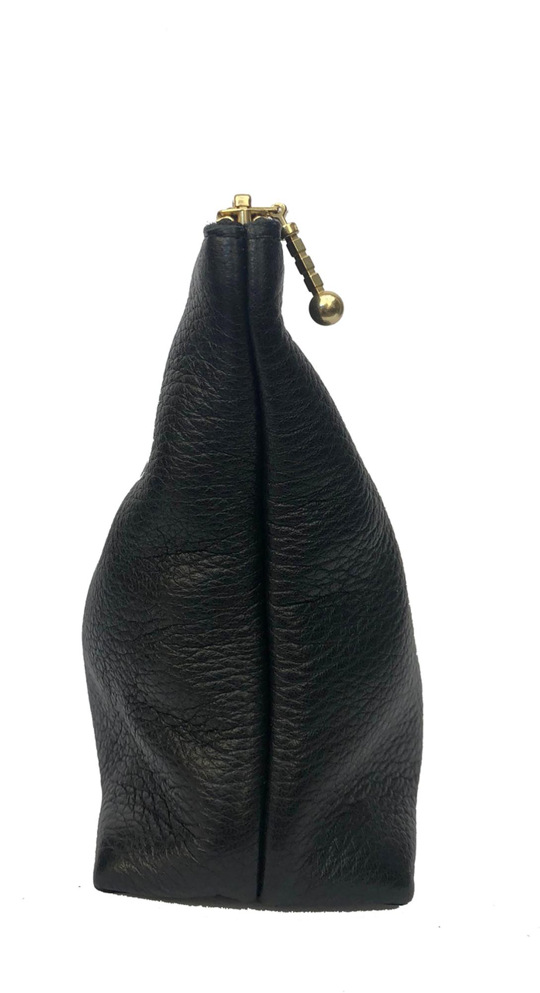 MAKE UP BAG LARGE - Black