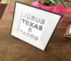 jesus texas taco, jesus texas and tacos, jesus taco, jesus texas and tacos, jesus texas &  tacos,  jesus tacos,  jesus texas tacos t-shirt, betsy crum, carl crum, fort worth main street arts festival, FW art, fort worth art gallery, dallas art, dallas art gallery, dallas artist, etsy dallas, etsy fort worth, etsy waco, etsy lufkin, etsy nacogdoches, etsy cool, cool art etsy, archival print, signed print, signed art, signed texas art, texas art, jesus art, taco art,