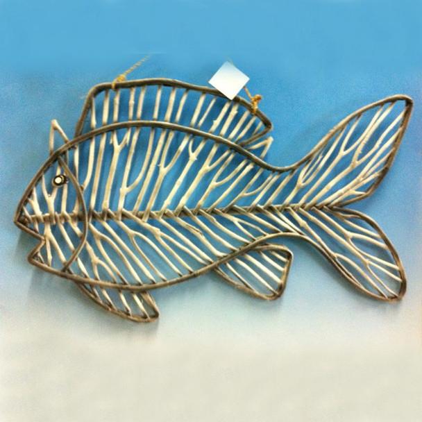 "36"" DRIFTWOOD FISH"