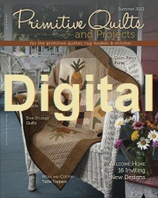 Summer 2013 Digital Download