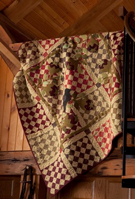 Pickin' Maters quilt pattern Gloria Parsons