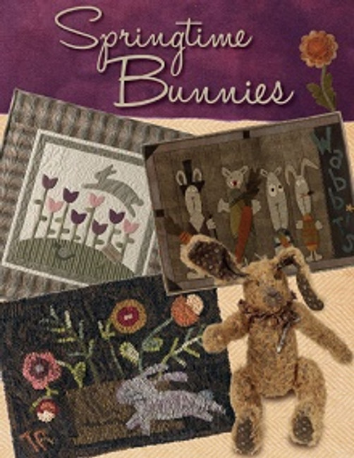 Springtime Bunnies eBook (digital download)