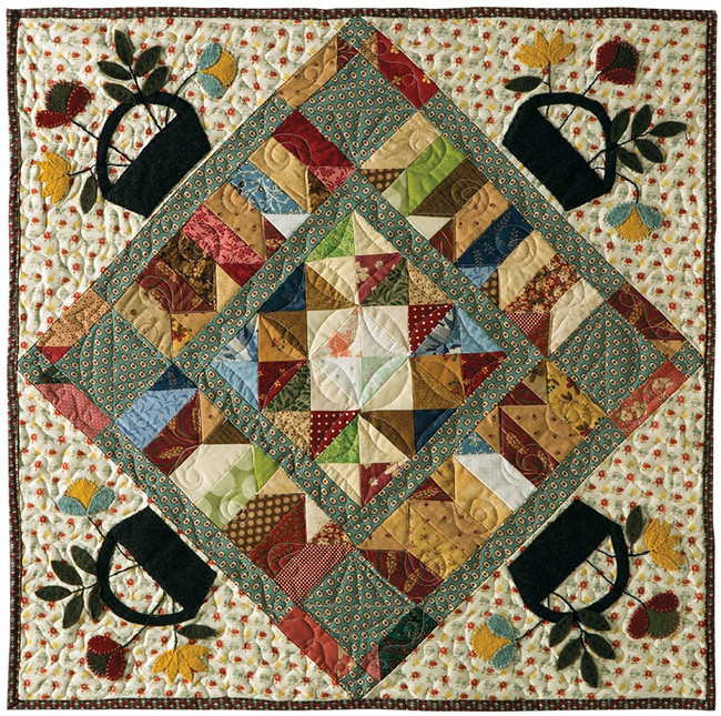 Primitive Quilts and Projects Magazine : primitive quilts and projects blog - Adamdwight.com