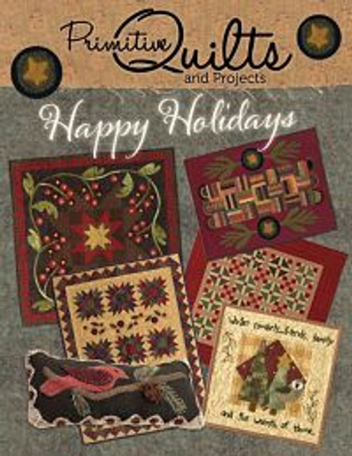 Happy Holidays eBook (digital download)