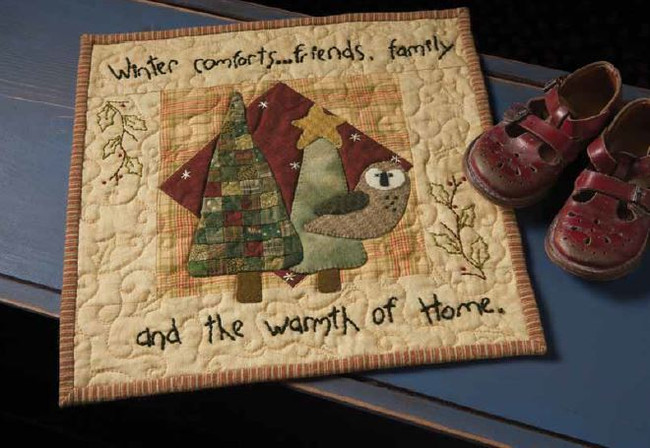 Winter Comforts by Laural Arestad
