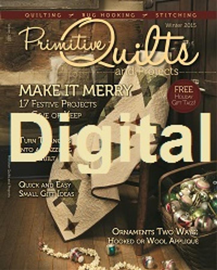 Winter 2015 Digital Download