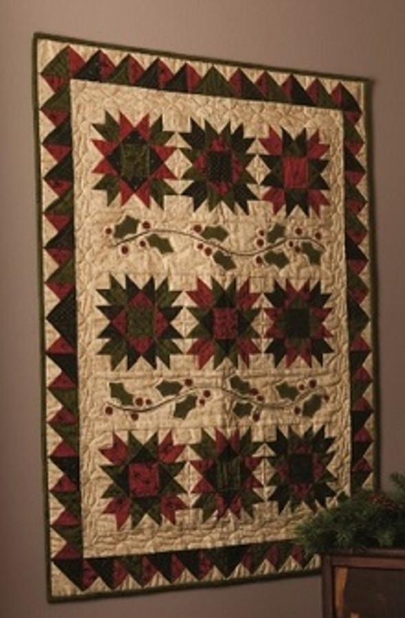 Three Sisters Yellow Creek Quilt Designs