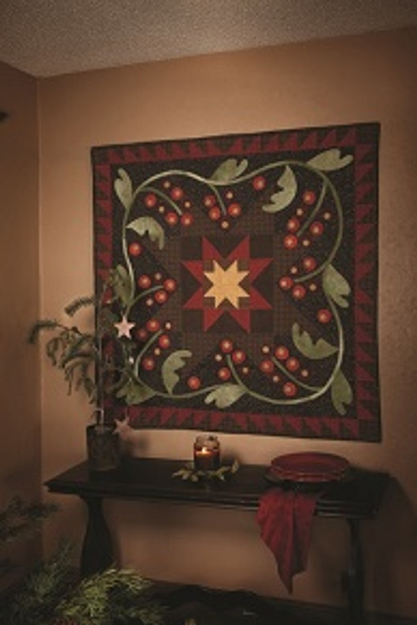 Garden Star Bonnie Sullivan All Through The Night  quilt patterns