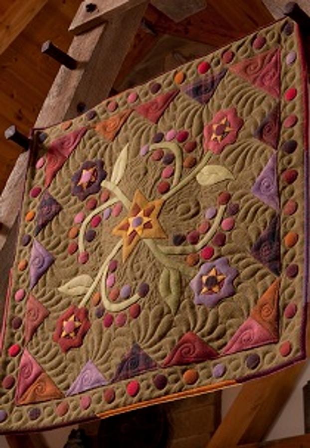 Winter Berries Buggy Barn Janet Nesbitt, One Sister Designs Pam Soliday