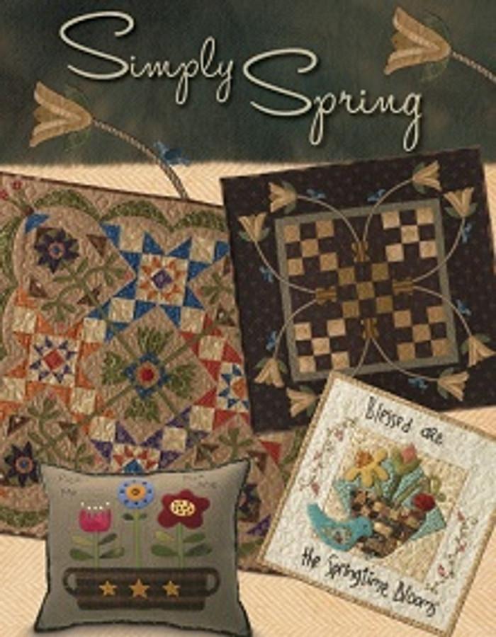 Simply Spring eBook (digital download)