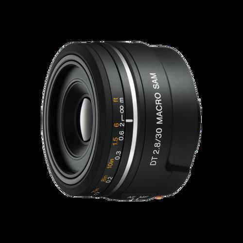 Sony SAL30M28 DT 30mm F2.8 Macro SAM