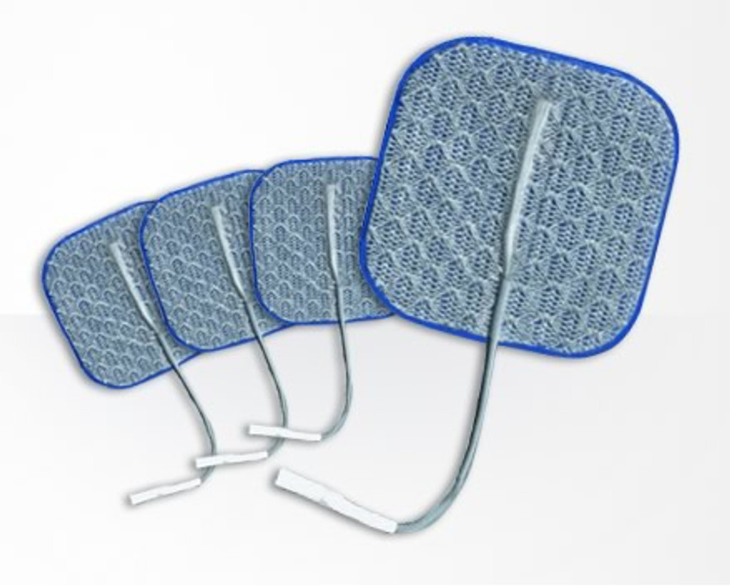 Pack of 4 PALS Blue Sensitive 50x50mm electrodes