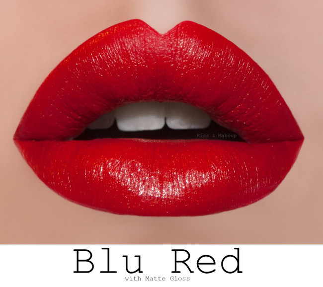 Blu-Red LipSense the classic RED LIPSTICK for all special occasions