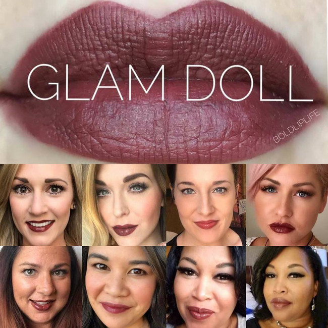 GLAM DOLL LIPSENSE limited edition
