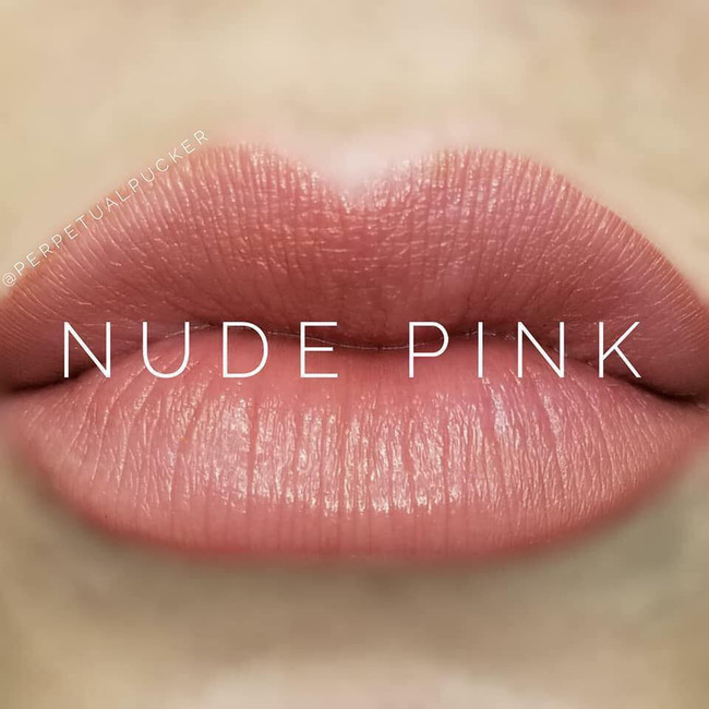 NUDE PINK LIPSENSE IN STOCK - RARE beauty - few available