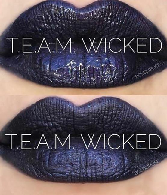 limited edition T.E.A.M. Wicked LipSense