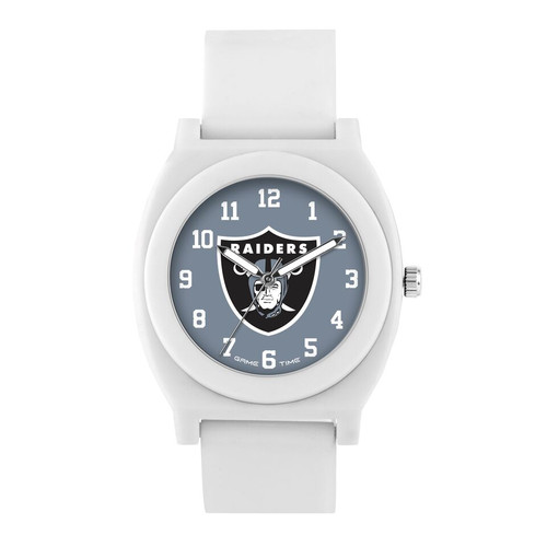 FAN WHITE SERIES OAKLAND RAIDERS