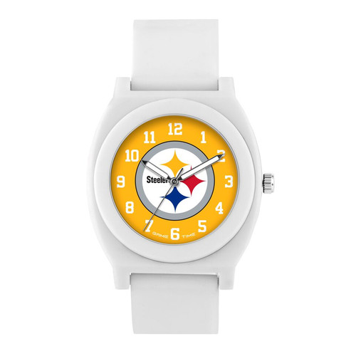 FAN WHITE SERIES PITTSBURGH STEELERS