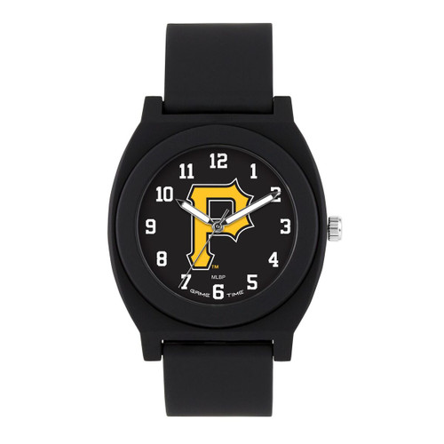 FAN BLACK SERIES  PITTSBURGH PIRATES P LOGO