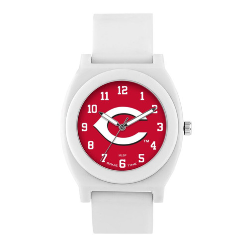 FAN WHITE SERIES CINCINNATI REDS