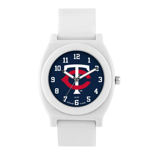 FAN WHITE SERIES MINNESOTA TWINS