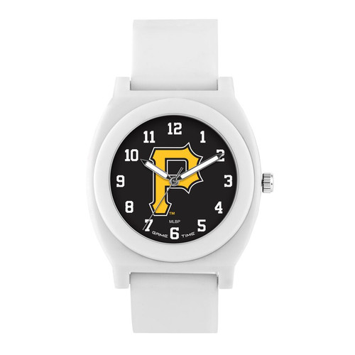 FAN WHITE SERIES PITTSBURGH PIRATES P LOGO