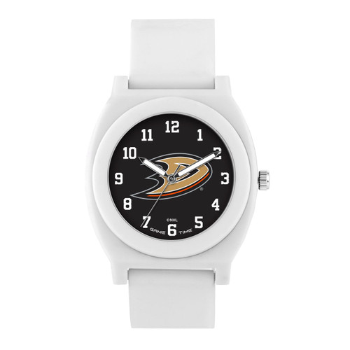 FAN WHITE SERIES ANAHEIM DUCKS