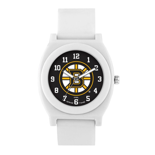 FAN WHITE SERIES BOSTON BRUINS